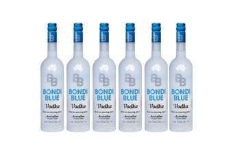 Bondi Blue Vodka 750ml - 6 Bottles