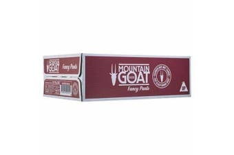 Mountain Goat Fancy Pants Amber Ale Cans 375ml - 24 pack