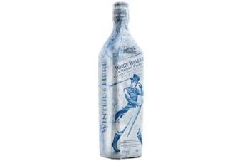 Johnnie Walker White Walker Blended Scotch Whisky 700ml