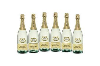 Brown Brothers Sparkling Moscato 750ml - 6 Bottles