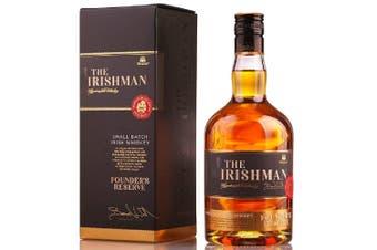 The Irishman Founders Reserve Whiskey 700ml