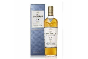 The Macallan 15 Year Old Triple Cask Scotch Whisky 700ml