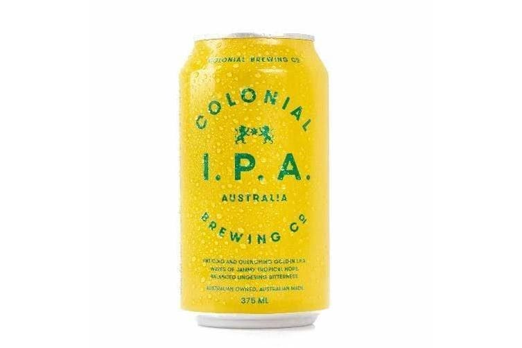 Colonial Brewing Co. IPA Can 375ml - 24 Pack