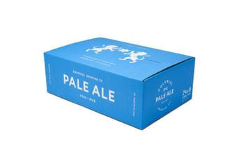 Colonial Brewing Co. Pale Ale Can 375ml - 24 Pack