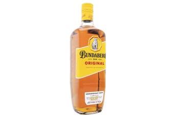 Bundaberg Original Rum 1L - 1 Bottle
