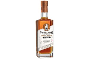 Bundaberg Small Batch Spiced Rum 700ml - 1 Bottle