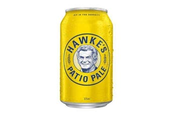 Hawke's Patio Pale Cans 375ml - 6 Pack