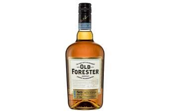 Old Forester Kentucky Straight Bourbon Whiskey 700ml - 1 x 700ml