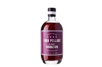 Four Pillars Shiraz Gin 700ml - 1 Bottle