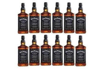 Jack Daniels Old No.7 Tennessee Whiskey 700ml - 12 Pack