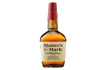 Makers Mark Kentucky Straight Bourbon Whisky 1L - 1 Bottle