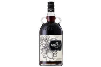 Kraken Spiced Rum 1L - 1 Bottle