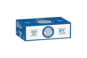 Coopers Session Ale Can 375mL - 24 Pack