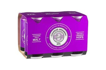 Coopers XPA Can 375mL - 6 Pack