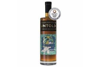 Untold Spiced Rum 700ml - 1 Bottle
