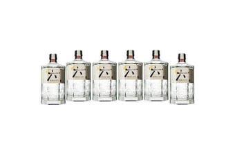 Roku Gin 700ml - 6 Pack
