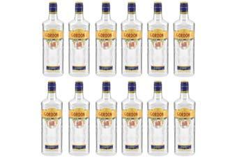 Gordons Gin London Dry 700ml - 12 Pack
