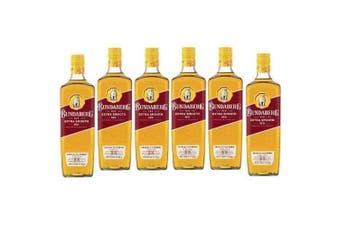 Bundaberg Red Rum 1L - 6 Pack