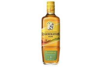 Bundaberg Rum Australian Bushfire Regeneration Rum 700ml - 1 Bottle