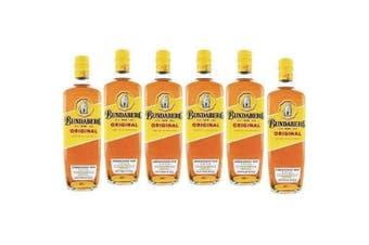Bundaberg Original Rum 1L - 6 Pack