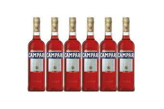 Campari Apertif 700ml - 6 Pack
