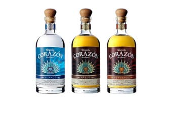 Corazon Tequila 700ml Triple Pack