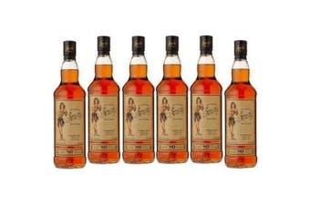Sailor Jerry Spiced Rum 700ml bottle - 6 Pack