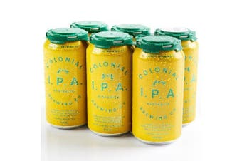 Colonial Brewing Co. IPA Can 375ml - 6 Pack