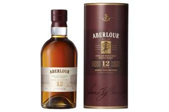 Aberlour 12 Scotch Whisky 700ml - 1 Bottle