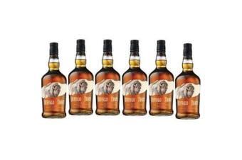 Buffalo Trace Bourbon Whisky Kentucky Straight  700ml - 6 Pack