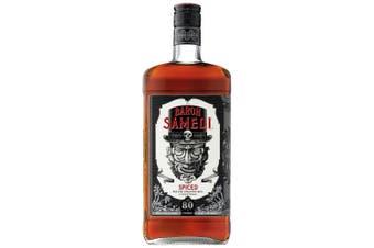Baron Samedi Spiced Rum 700ml - 1 Bottle