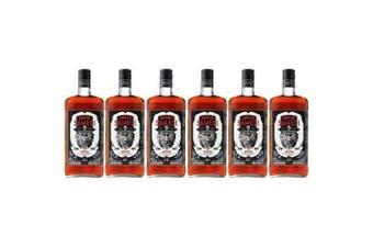 Baron Samedi Spiced Rum 700ml - 6 Pack
