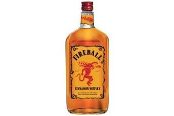 Fireball Whisky Cinnamon 1L - 1 Bottle