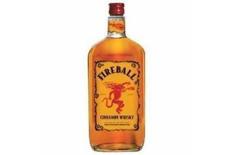 Fireball Whisky Cinnamon 700ml - 1 Bottle