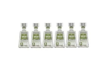 1800 Coconut Tequila 750ml - 6 Pack