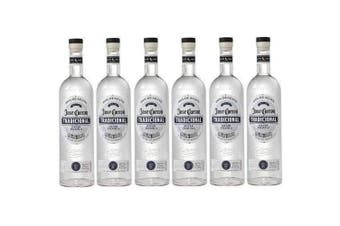 Jose Cuervo Especial Silver Tequila 700ml - 6 Pack