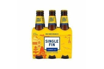 Gage Roads Single Fin Summer Ale Beer 330ml - 6 pack