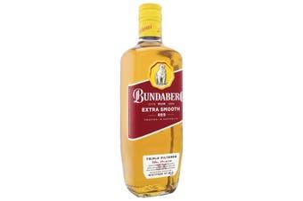 Bundaberg Red Rum 700ml - 1 Bottle
