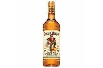 Captain Morgan Spiced Rum 700ml - 1 Bottle