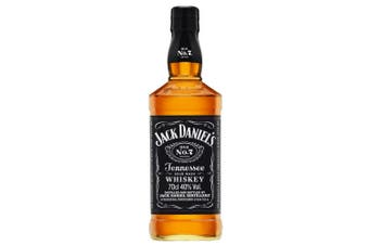 Jack Daniels Old No.7 Tennessee Whiskey 700ml - 1 Bottle