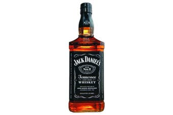 Jack Daniels Old No.7 Tennessee Whiskey 1L - 1 Bottle