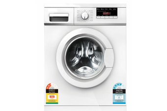 HEQS75FLW front loader washing machine
