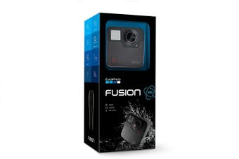GoPro Fusion 360 Camera | with Spherical 5.2K HD Video 18MP Photos | BRAND NEW