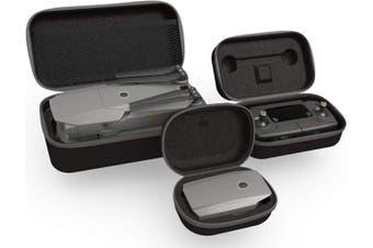 GoScope Mavic 2 Go Case for DJI Mavic 2 Pro/Mavic 2 ZOOM Drones (3 in 1)