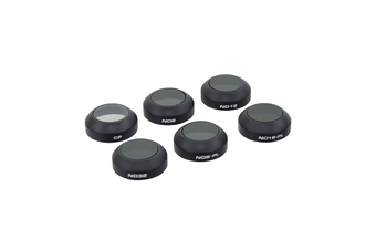 PolarPro Filters for DJI Mavic Pro/Platinum Drone - Professional Filter 6-Pack