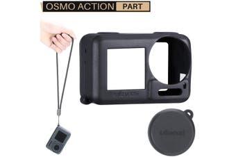 ULANZI OA-3 Silicon Protective cover for DJI Osmo Action Camera - Black