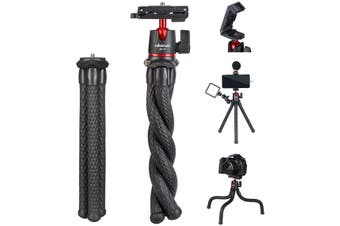 Ulanzi MT-11 Flexible Tripod for GoPro, Smartphones and Lightweight Cameras
