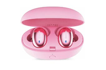 1MORE E1026BT-I Stylish True Wireless Headphones - Pink