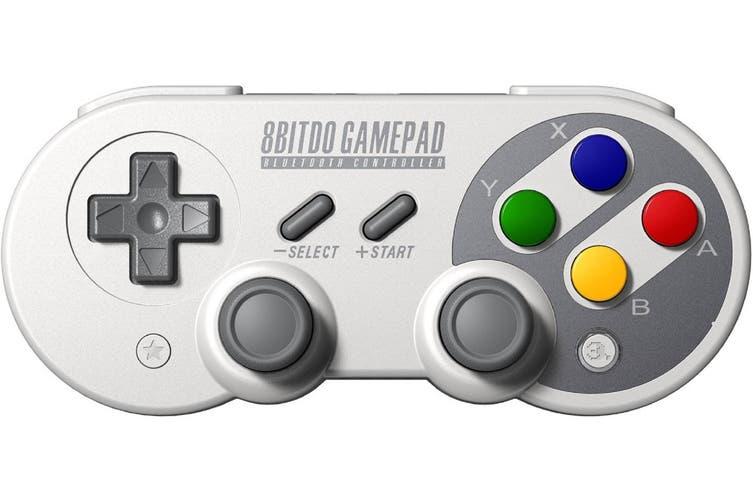 8Bitdo SF30 Pro Controller Analog VibrationWindows MacOS Android Nintendo Switch