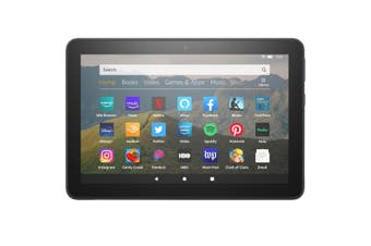 Amazon Fire HD 8 2020 2GB Ram 32GB Rom 8-inch 720P Tablet - Black